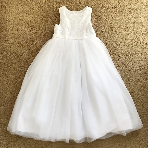2d137ada1 David's Bridal Dresses   Davids Bridal Flower Girl Dress   Poshmark